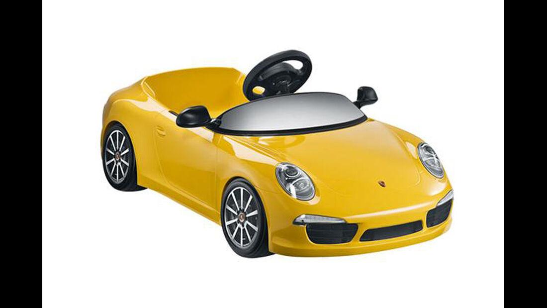 Porsche Kinderauto 911 Carrera, 06/2013