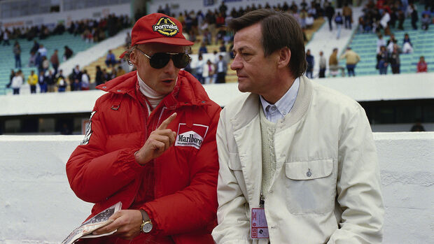 Porsche Konstrukteur Hans Mezger