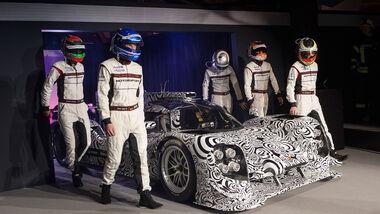 Porsche LMP1 Fahrerteam