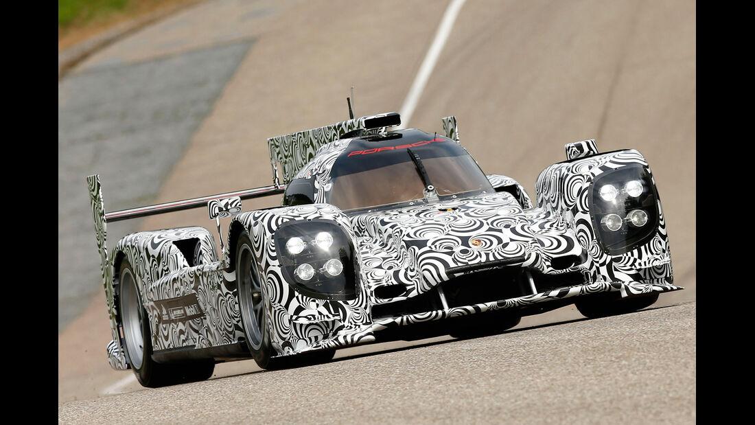 Porsche LMP1 Prototyp 2013