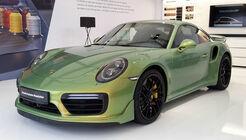 Porsche-Lackierung, Chromaflair, 911 Turbo S, Porsche Exklusive
