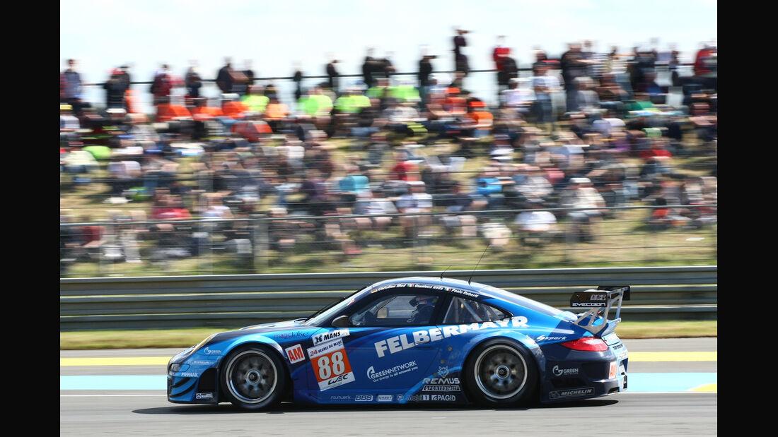 Porsche Le Mans GT 2012