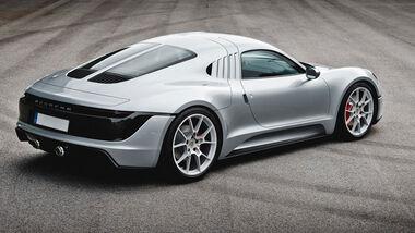Porsche Le Mans Living Legend