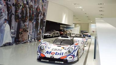 Porsche LeMans, Sonderausstellung, Porsche 911 GT1 98
