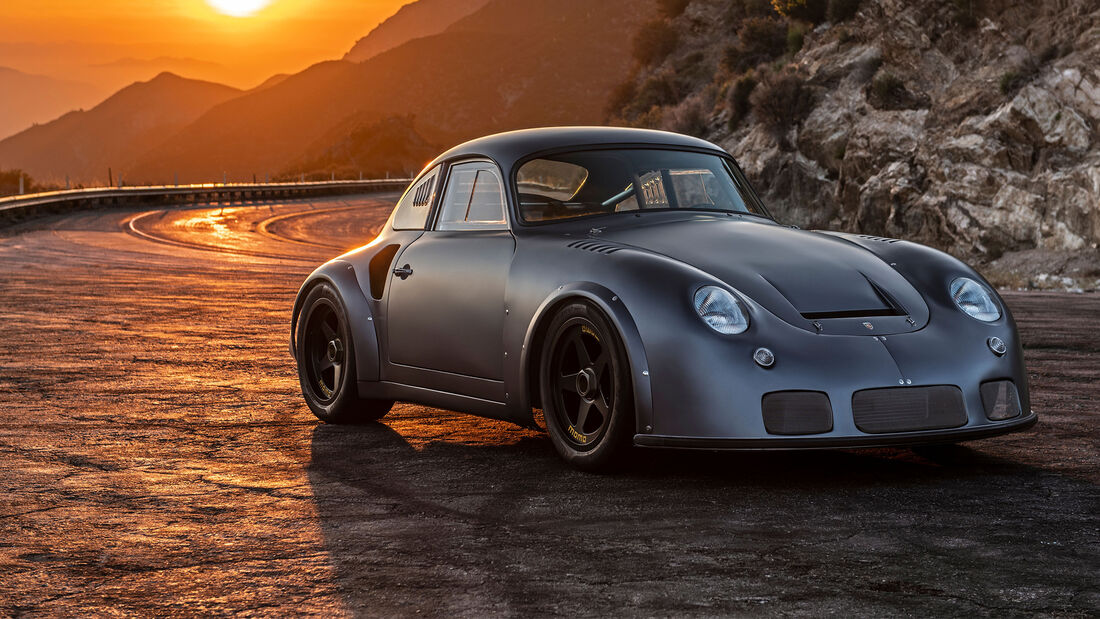 Porsche MOMO 356 RSR Outlaw Emory Motorsport