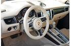 Porsche Macan, Cockpit