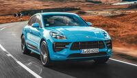 Porsche Macan, Facelift 2019