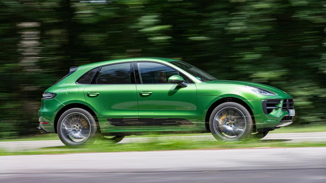 Porsche Macan GTS, Exterieur