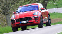 Porsche Macan GTS, Frontansicht