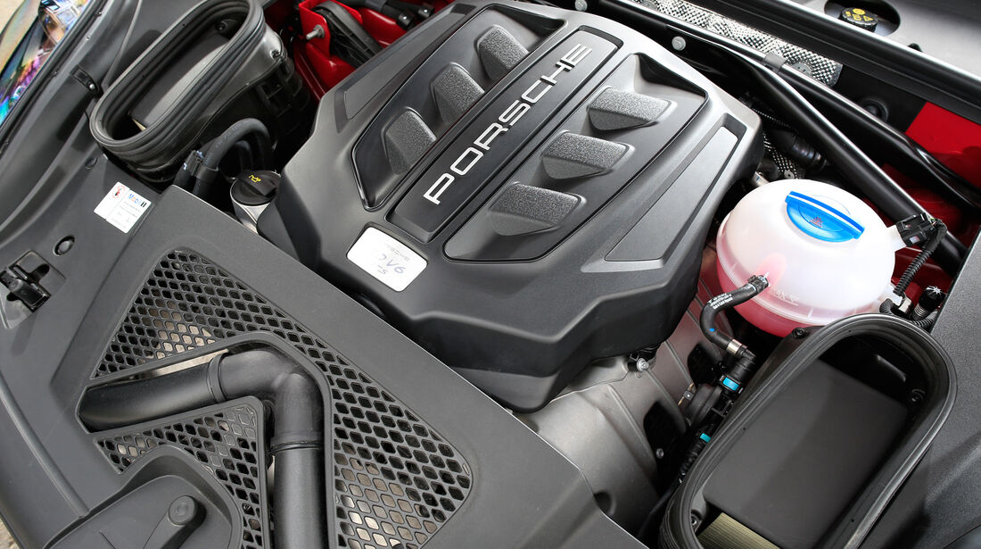 Porsche Macan GTS, Motor
