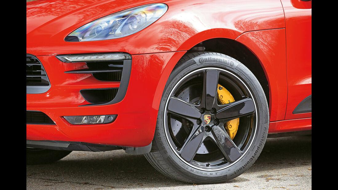 Porsche Macan GTS, Rad, Felge