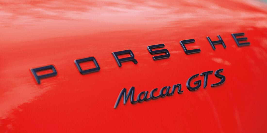 Porsche Macan GTS, Typenbezeichnung