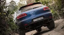 Porsche Macan Hinten Von Unten