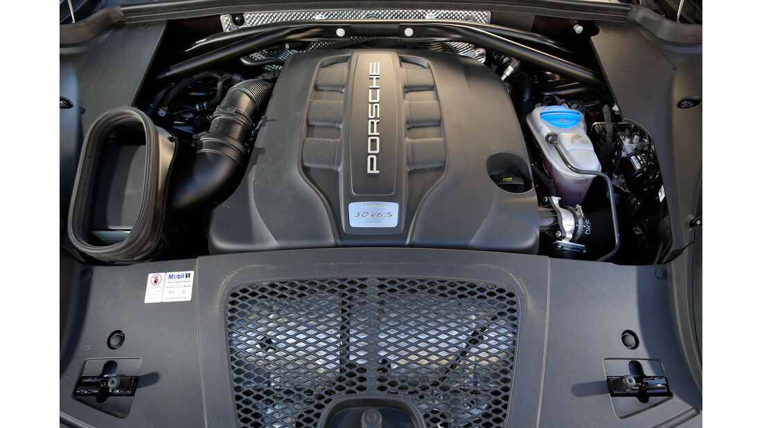 Porsche Macan, Motor