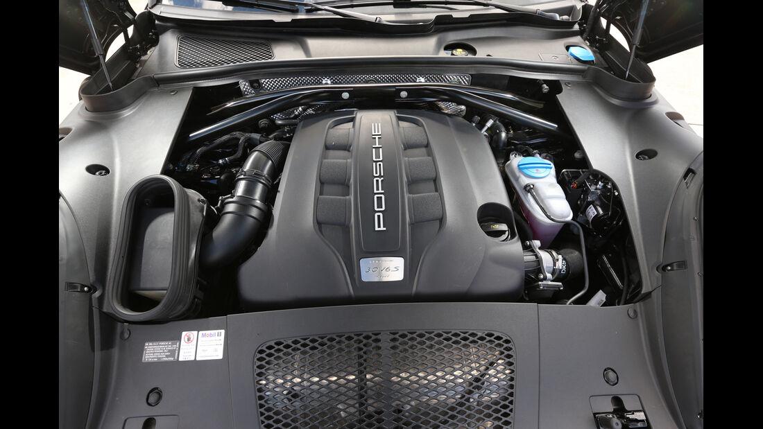 Porsche Macan S Diesel, Motor