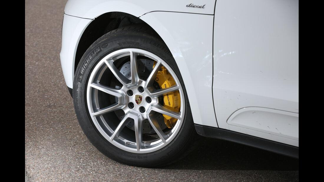 Porsche Macan S Diesel, Rad, Felge