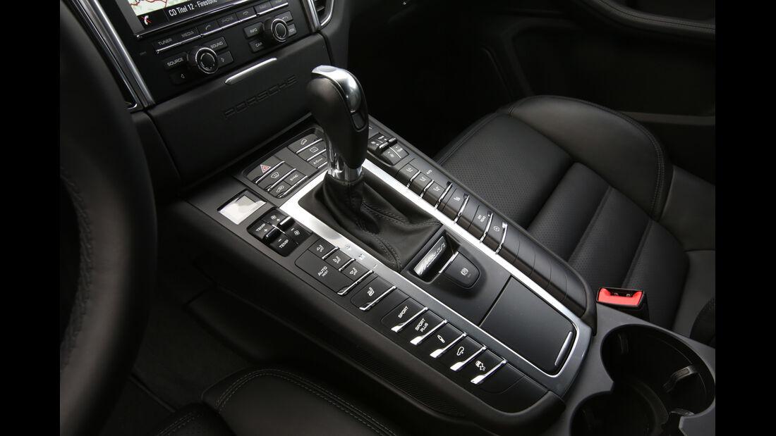 Porsche Macan S Diesel, Schaltung