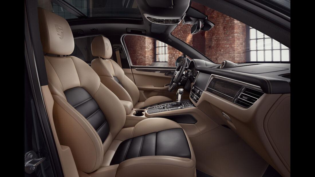 Porsche Macan S Exclusive Manufaktur