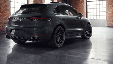 Porsche Macan S Exclusive Manufaktur