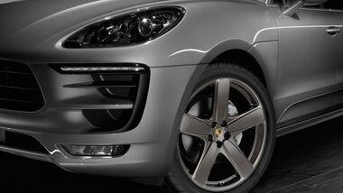 Porsche Macan S - Nachrüstung - Individualisierung - Porsche Exclusive - Tequipment - Front