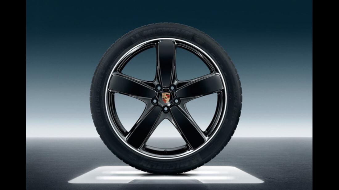 Porsche Macan S - Nachrüstung - Individualisierung - Porsche Exclusive - Tequipment - Rad - Felge