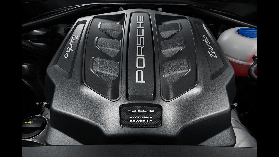 Porsche Macan Turbo Performance Paket