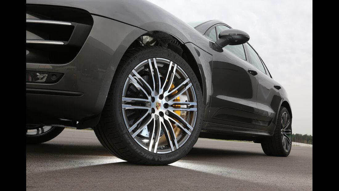 Porsche Macan Turbo, Rad, Felge