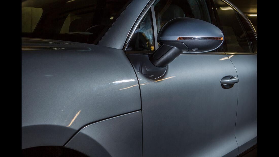 Porsche Macan Turbo, Seitenspiegel