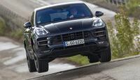 Porsche Macan Turbo mit Performance Paket, Exterieur
