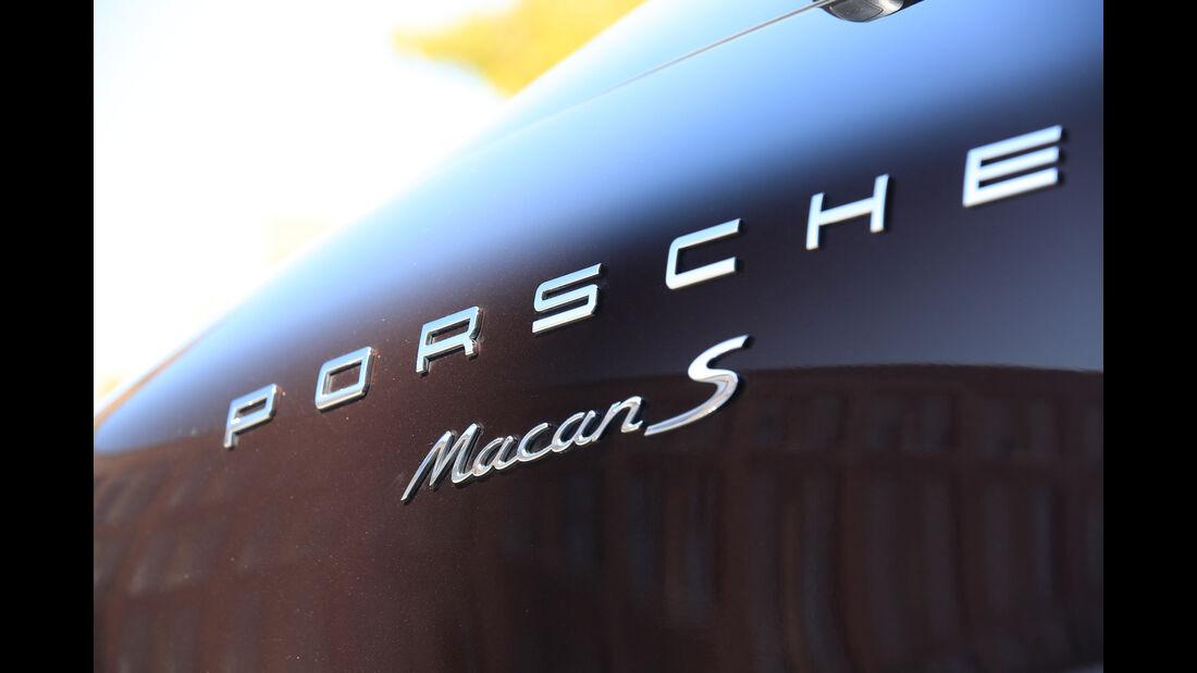 Porsche Macan, Typenbezeichnung