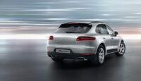 Porsche Macan Vierzylinder China