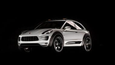 Porsche Macan Vision Safari