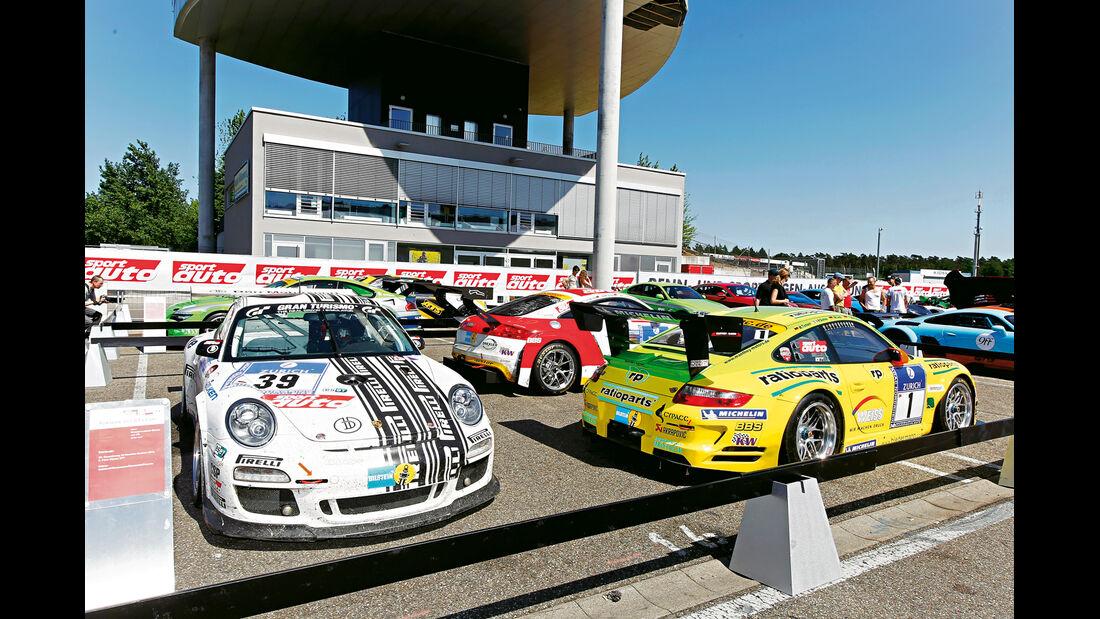 Porsche, Manthey, Dörr