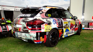 Porsche Medical-Car - Formel 1 - GP Australien - 13. März 2013