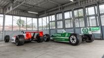 Porsche & Mercedes - IndyCar-Historie - 2021