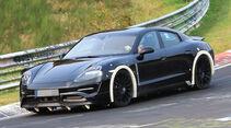 Porsche Mission E Erlkönig