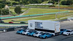Porsche Mobile Charging Unit