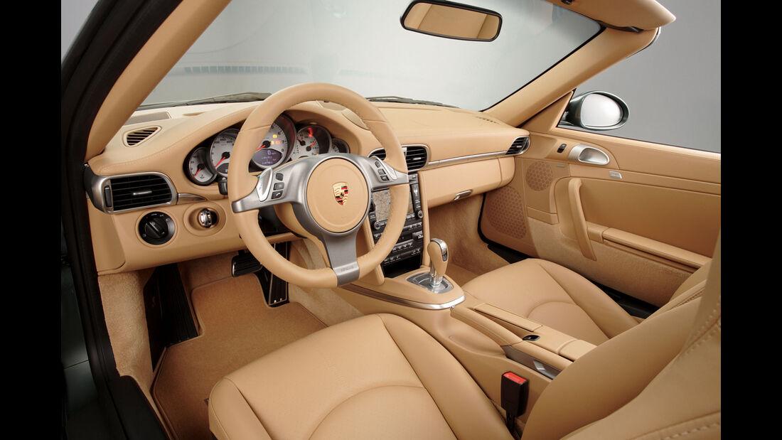 Porsche Multifunktionslenkrad 2008 - Lenkrad - Innenraum