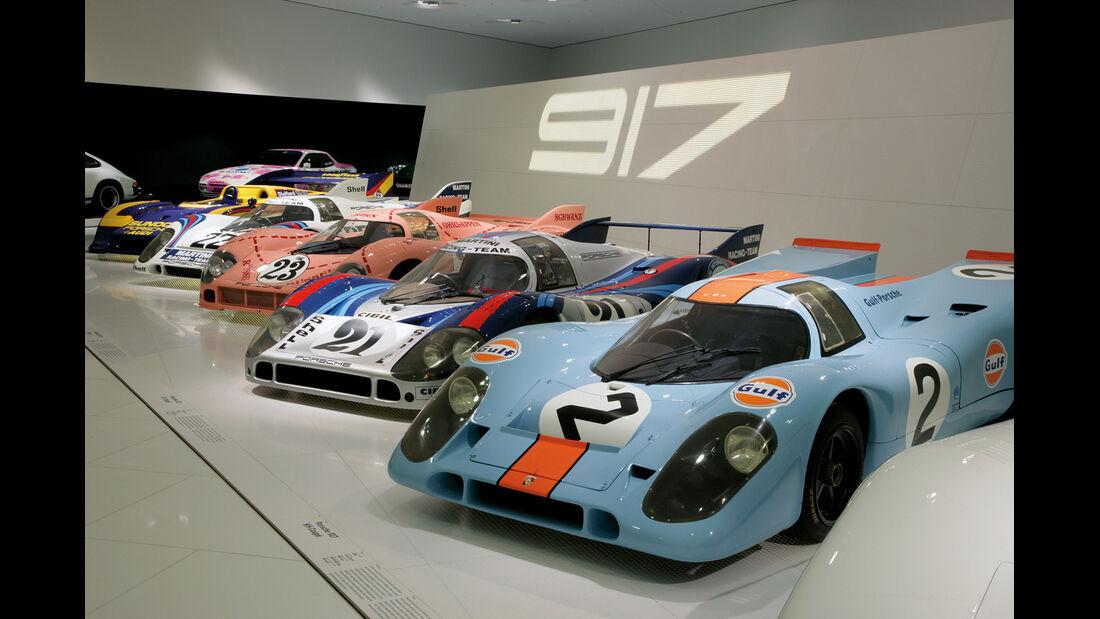 Porsche-Museum, Can Am