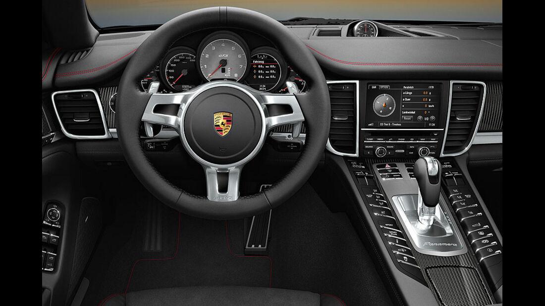 Porsche Panamer GTS