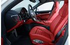 Porsche Panamera 4S, Cockpit