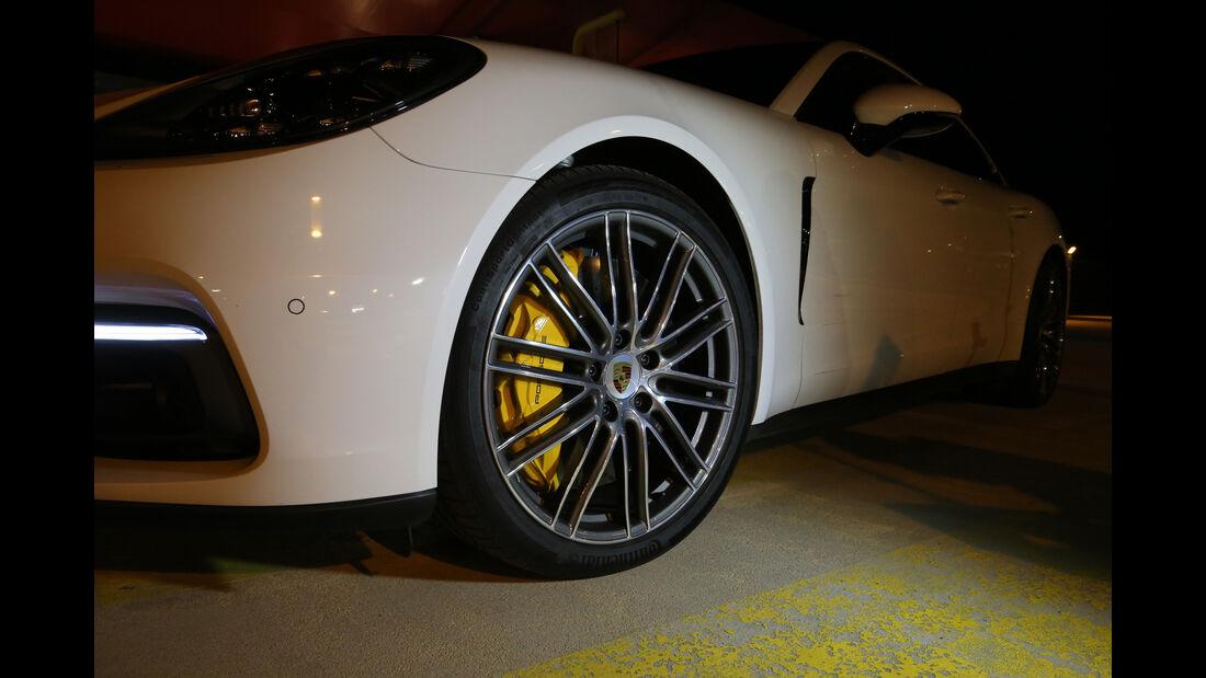 Porsche Panamera 4S, Rad, Felge
