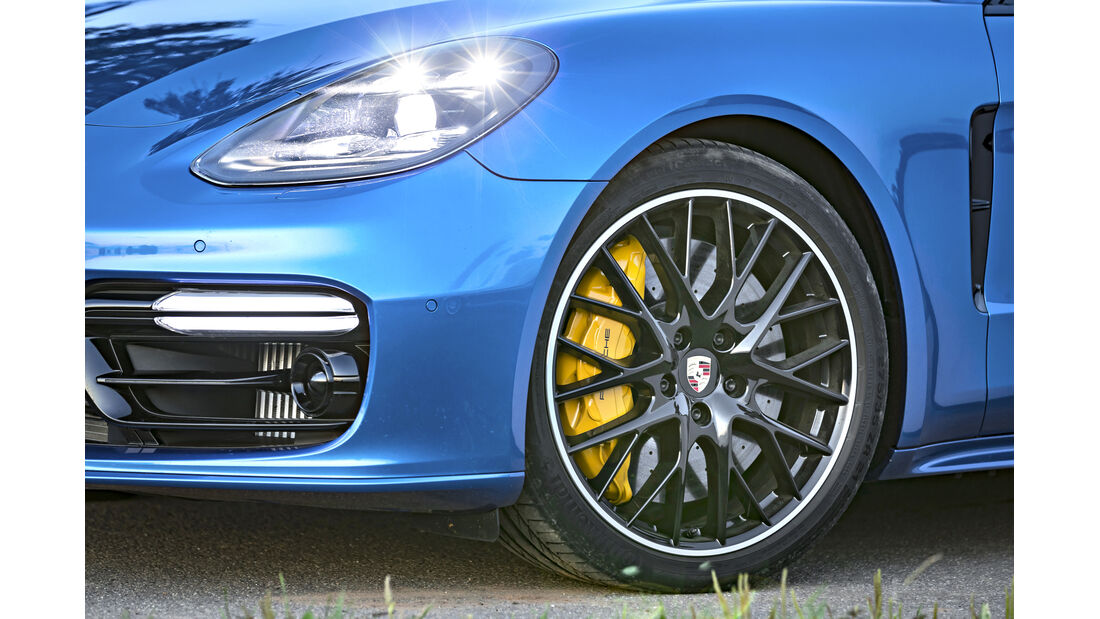 Porsche Panamera 4S Sport Turismo, Exterieur