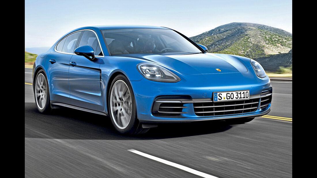 Porsche Panamera, Best Cars 2020, Kategorie F Luxusklasse