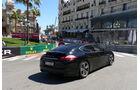 Porsche Panamera - Car Spotting - Formel 1 - GP Monaco - 25. Mai 2014