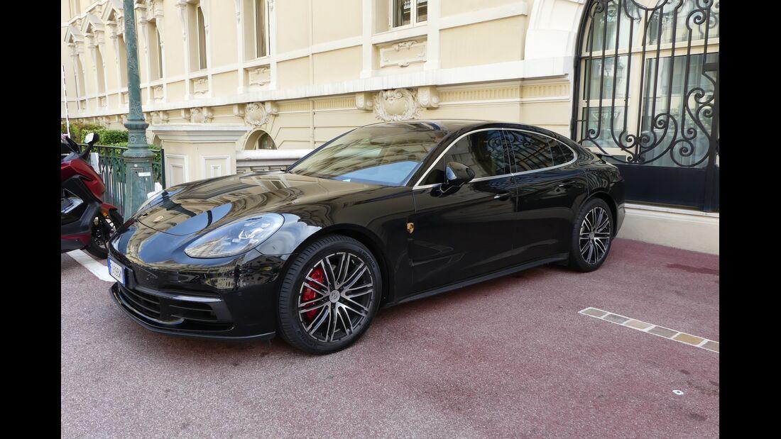 Porsche Panamera - Carspotting - GP Monaco 2019
