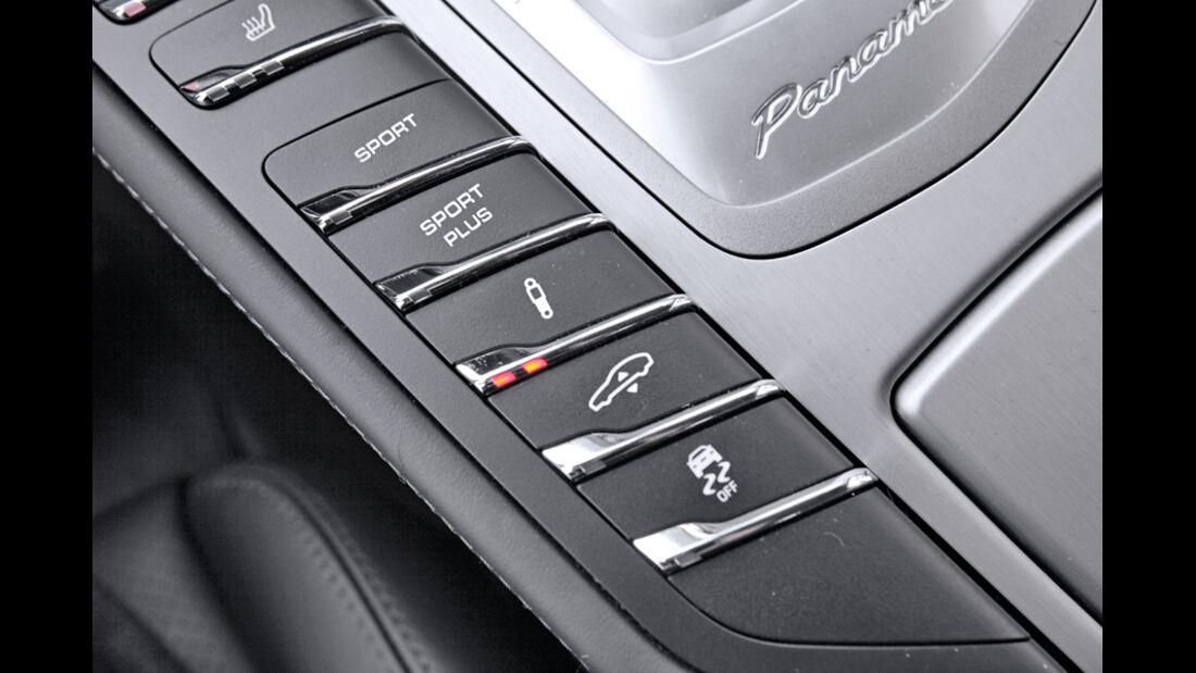 Porsche Panamera Diesel, Dämpfersymbol