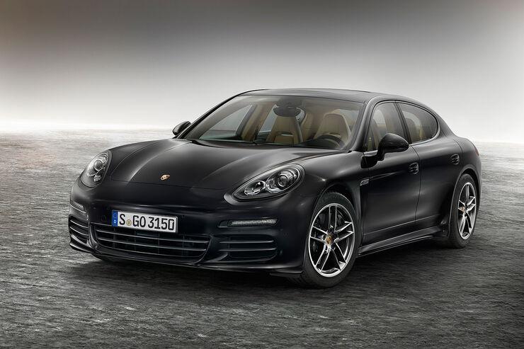 Porsche Panamera Edition Sondermodell
