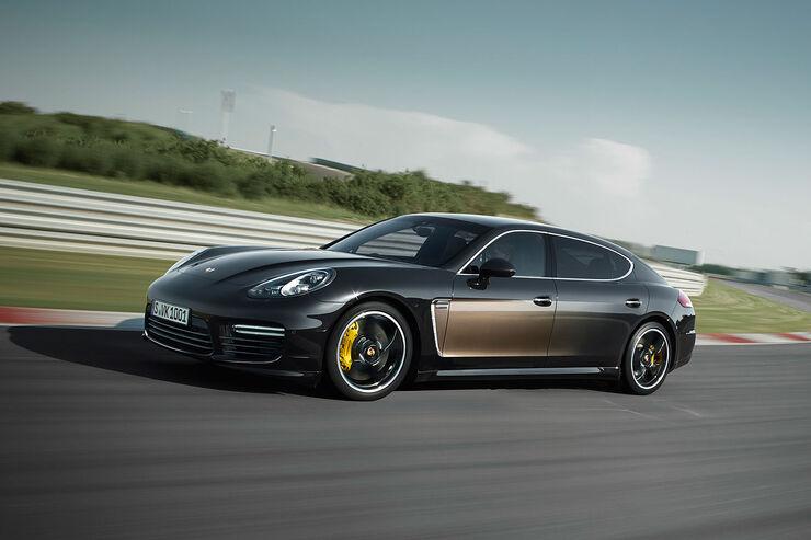 Porsche Panamera Exclusive Series