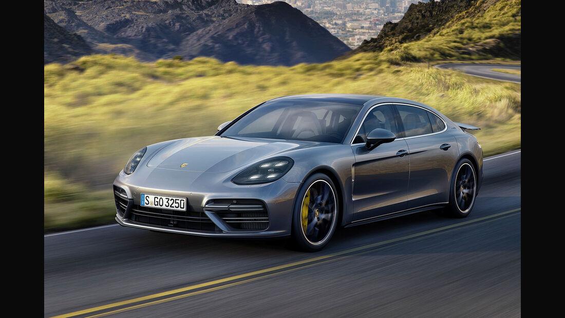 Porsche Panamera Executive Sperrfrist 10.11. 00.00 Uhr